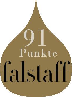 91 Falstaff Punkte